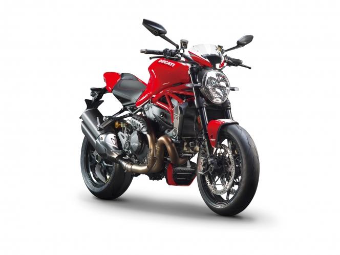 アヘッド Ducati Monster 1200R