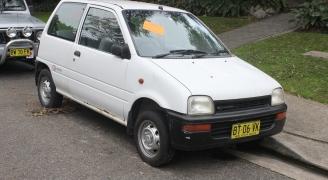 Daihatsu L200 Mira(camera:Jeremy)