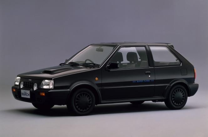 日産 マーチスーパーターボ 1989