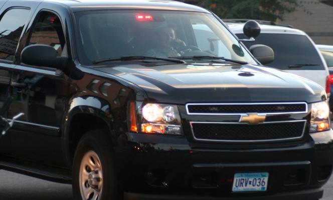 トヨタ クラウンの覆面車