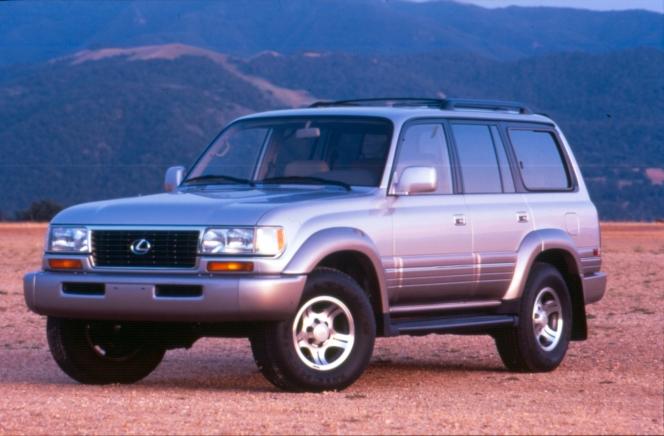 レクサス LX450 (1996)