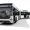 いすゞと日野が初の国産ハイブリッド連節バスを発売へ