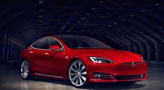 Tesla Model S minor-changed