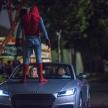 『スパイダーマン ホームカミング』に登場するアウディの車とは?