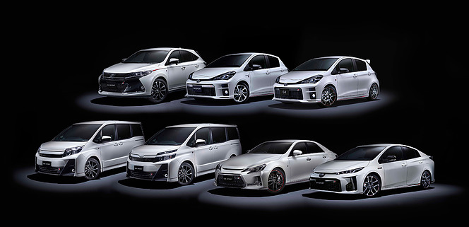 トヨタ GRシリーズ