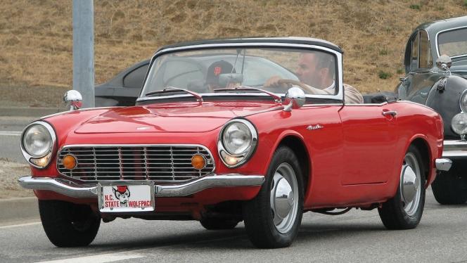 ホンダ S600 1965