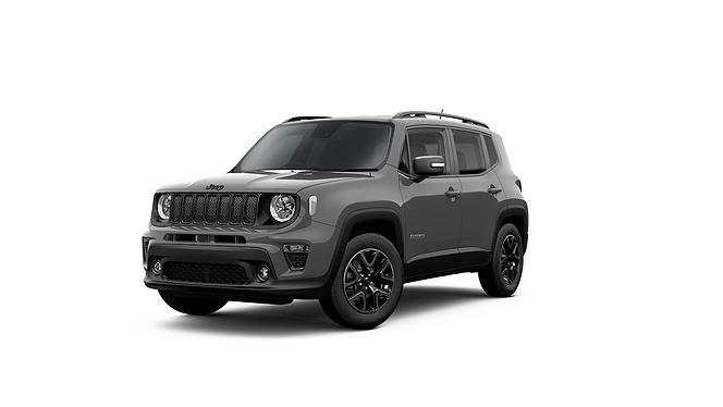 Jeep レネゲード