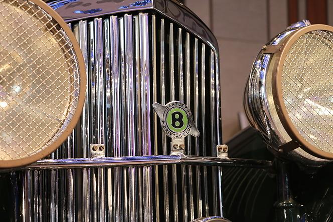ベントレー 4¹/₄Litre スペシャル・コンバーチブル 1937