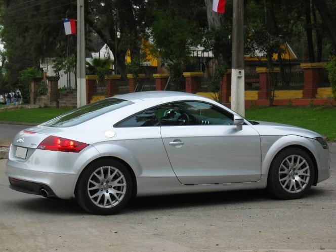 Audi TT 2.0 TFSi Quattro 2012