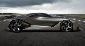 日産 GT-R コンセプトカー