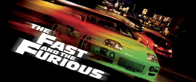 ワイルド・スピード(2001年/原題:The Fast and the Furious)