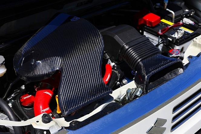 モンスタースポーツ HA36アルトワークス コンプリートカー