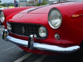フェラーリは何も最新型だけじゃない!昔のフェラーリのデザインも秀逸!!