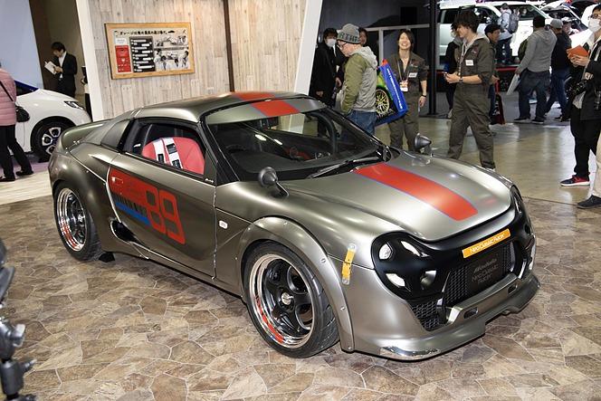 Modulo Neo Classic Racer(モデューロネオクラシックレーサー)
