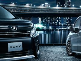 ミニバンクラスNo1!VOXY(ヴォクシー)の燃費性能はなぜ高い?