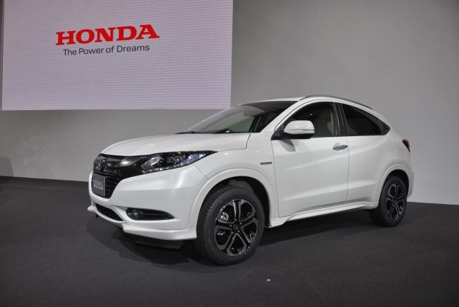 2014 Honda Vezel (2013 Tokyo Motor Show)