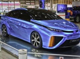 究極のエコカー「ミライ」が今年度日本で発売!