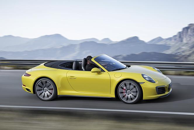 ポルシェ 911カレラS タイヤ