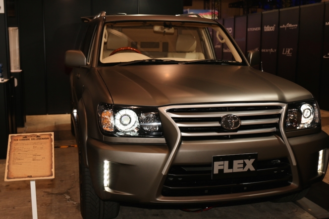 FLEX LIMOUSINE(オートサロン2016)