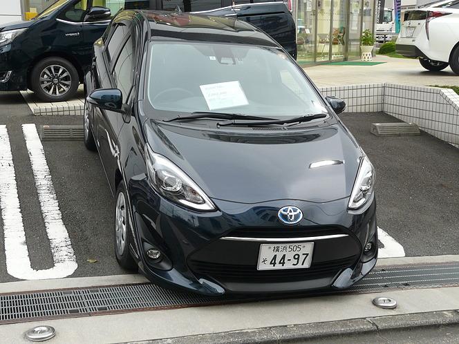 トヨタ アクア