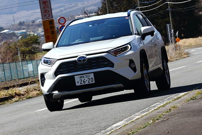 トヨタ 新型 RAV4 宮越孝政