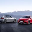 TTシリーズ最速モデルに!! 400馬力の新型アウディTT RSとはどんな車?