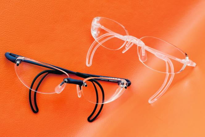 アヘッド メガネは、突き詰めればレンズだ