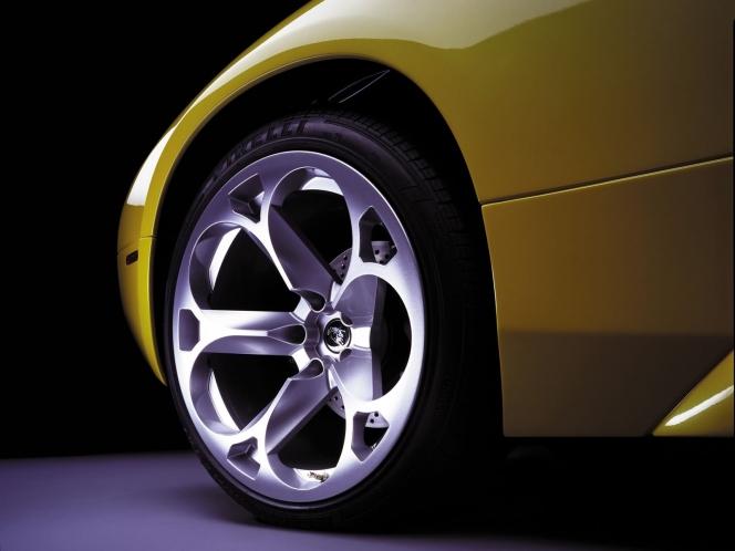 Lamborghini Murcielago Barchetta Concept (2002) wheel