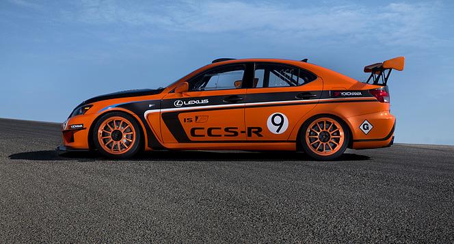 レクサス IS CCS-R