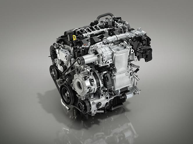 新型Mazda3 SKYACTIV-X