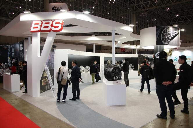 【東京オートサロン2018】BBS