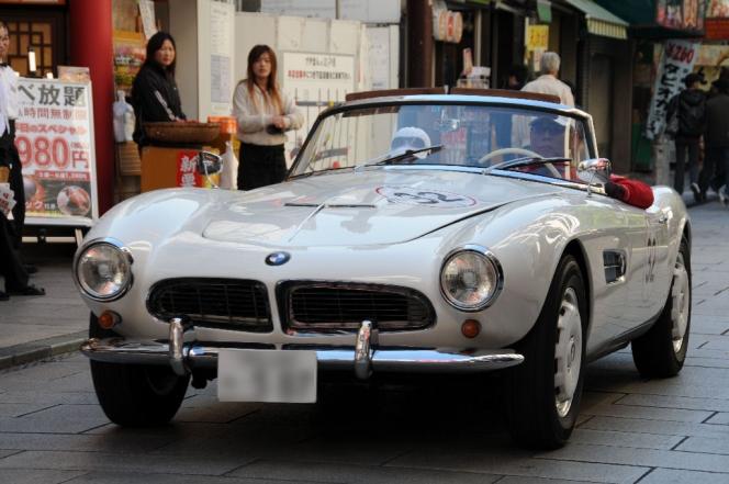 BMW 507 ロードスター ギャラリー