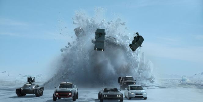 ワイルドスピード ICE BREAK