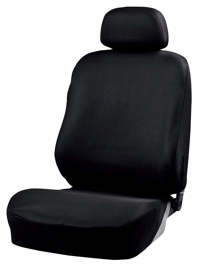 ボンフォーム シートカバー 軽普通車用 バケットタイプ 4055-50BK