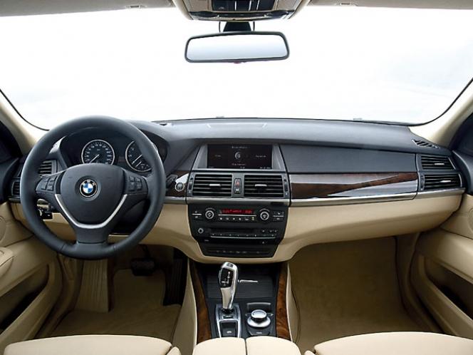 BMW X5のインパネ