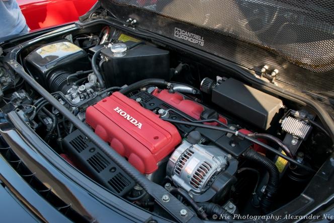 C32B(初代NSXエンジン)