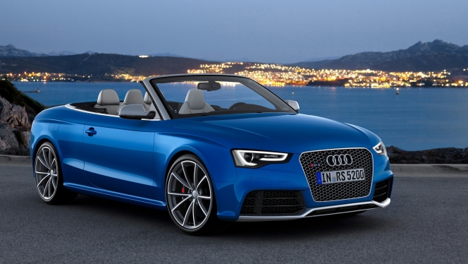 Audi RS 5 Cabriolet (アウディ RS5 カブリオレ)