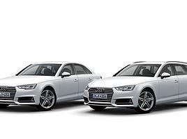 アウディが特別仕様車Audi A4 マイスターシュトュックを発表
