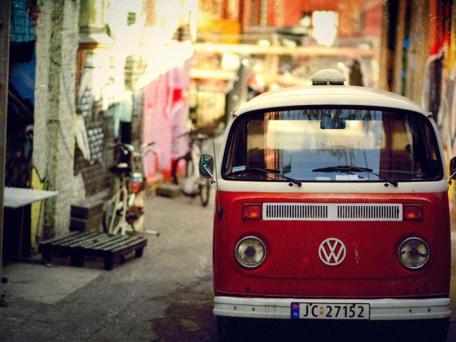 Volkswagen Bus (バス)