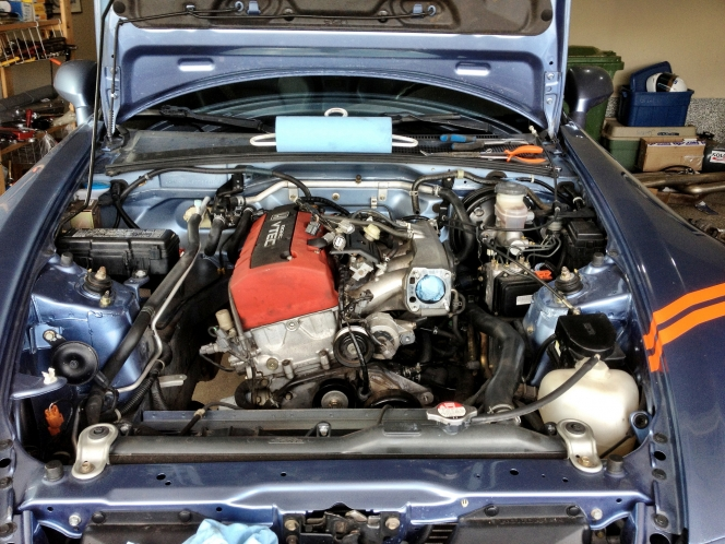 S2000 engine