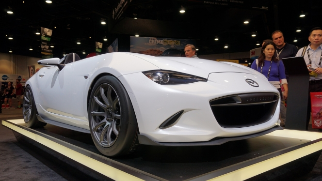 MX-5 Speedster Evolution