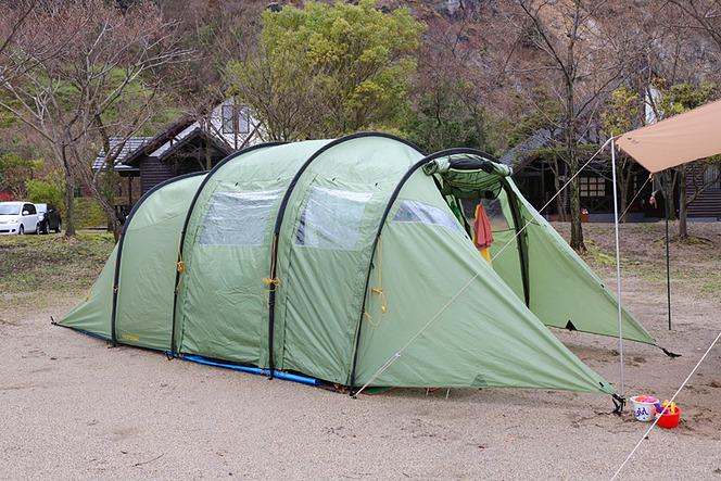 ランタン テント