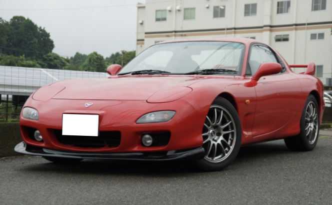 マツダ RX-7 FD3S