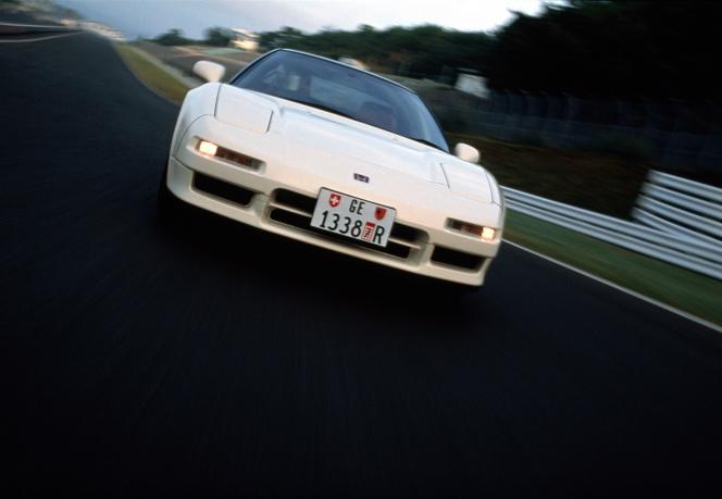 ホンダ NSX タイプR
