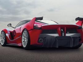 約3億7000万円、1050馬力、91.8kgmを発揮するフェラーリFXX Kって?