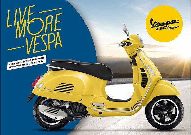 ピアッジオ ベスパ GTS Super 150