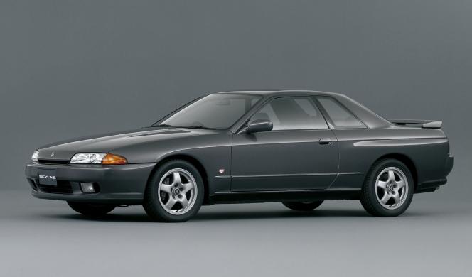 R32 スカイライン GTS-t タイプM