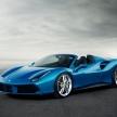 0-100Kmの加速はわずか3秒!670馬力の最強のフェラーリ「488 スパイダー」が登場&hell...