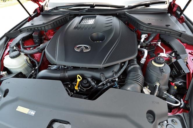 スカイライン200GT-t エンジン