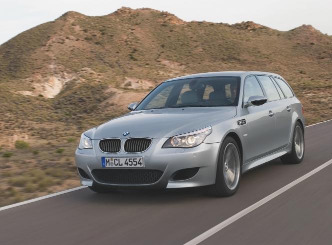 BMW M5(E60)